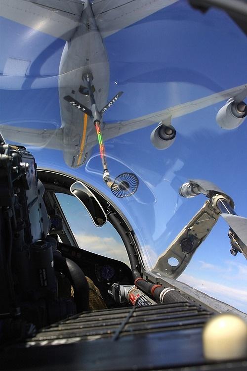 Tornado aerial refuel