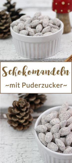 Rezept: Schokomandeln – Goldschmankerl | Foodblog & more