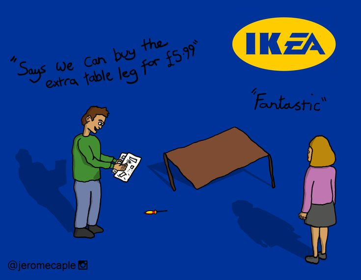 If EA was a Swedish furniture store.