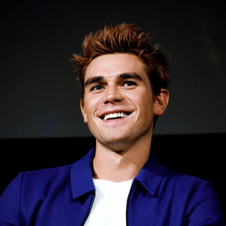 KJ Apa Looks Unrecognizable With His New Beard   Teen Vogue