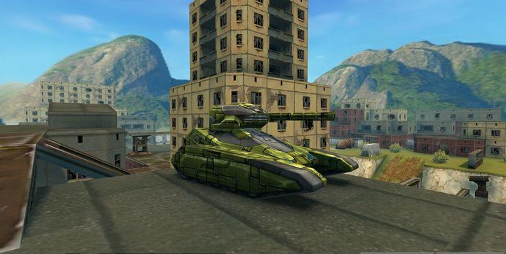AlternativaPlatform Provide More Detail on Tanki Online's Gameplay Features