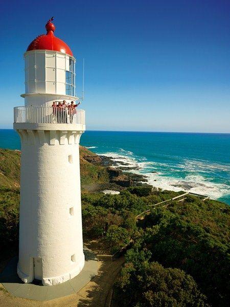 Cape Schanck Lighthouse Mornington Peninsula Victoria Australia