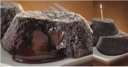 Dominos Chocolate Lava Crunch Cake...there are no words.