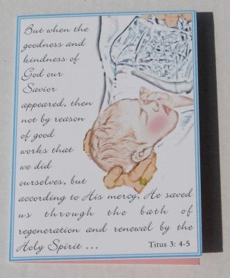 The 10 best my designs for catholic at home images on pinterest baby baptism christening greeting card m4hsunfo