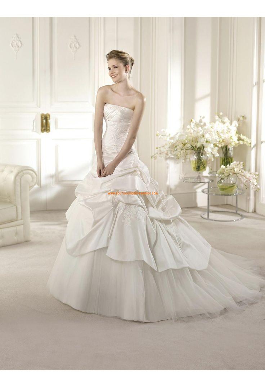 Plus de 1000 idées à propos de Robe de mariée taille plus sur ...