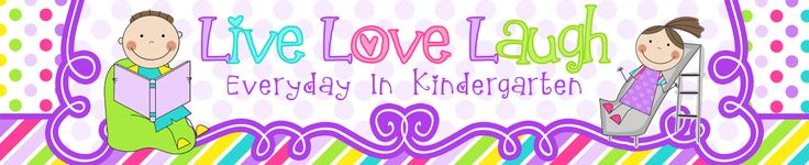 Live, Love, Laugh Everyday in Kindergarten- Great Blog! I especially like the daily five ideas for kindergarten
