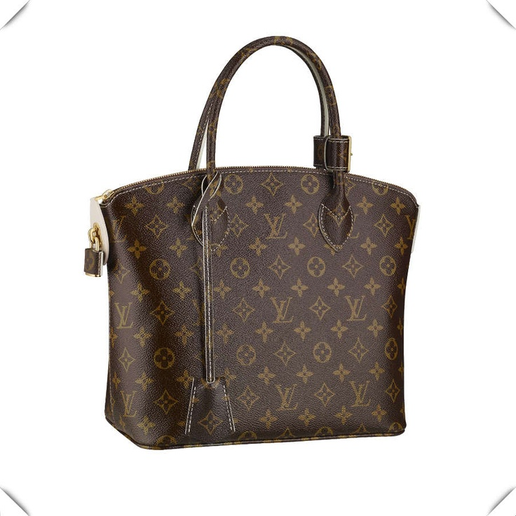 "* Patent Monogram canvas covering handles, padlock and key bell * Refined resin zip puller * Ivory stitching threads and edge-dying. * Hand carry * Interior zipped pocket  Description: Celebrate iconic Louis Vuitton style with the Lockit. Glossy and glamorous Monogram Fetish canvas adorns its timeless curves, while a refined matt goatskin lining completes its sophisticated look.  Material: Monogram Canvas Fuction: Fashion Show Collections Model: M40597 Color: Brown Size13.8"" x 15.3"" x 6.3"