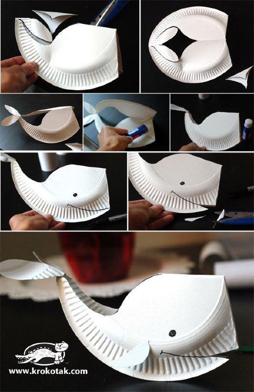 100均の紙皿が大変身!インテリアやおもちゃに変える凄技リメイク8選♪ | CRASIA(クラシア)