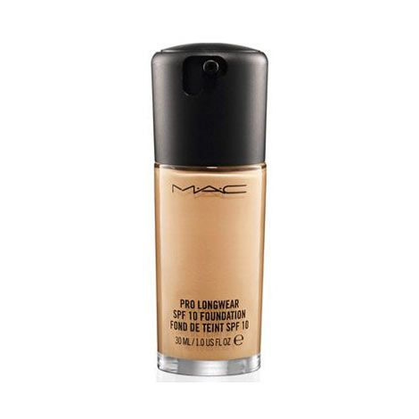 "MAC Pro Longwear Foundation - I like this foundation, good if you like the ""I'm wearing foundation"" flawless look"