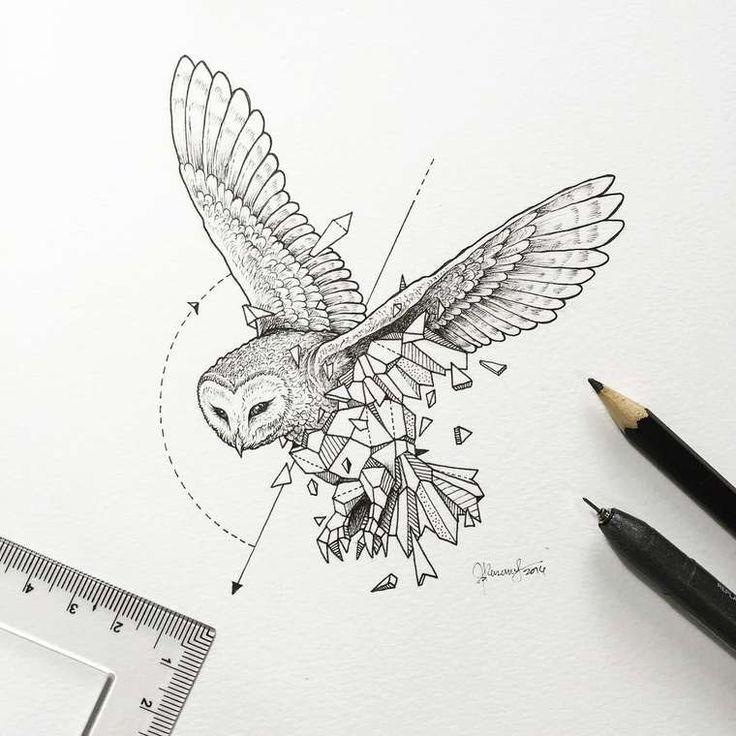 Les plus beaux doodles d'animaux géométriques jamais vus