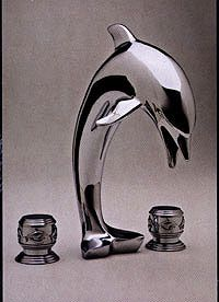 1000 ideas about lavatory faucet on pinterest modern bathrooms showers and taps - Dolphin faucets ...