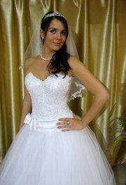 Felicia tüll esküvői ruha