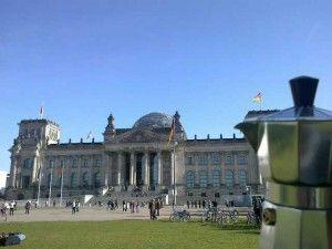 Moka al Reichstag - Berlino