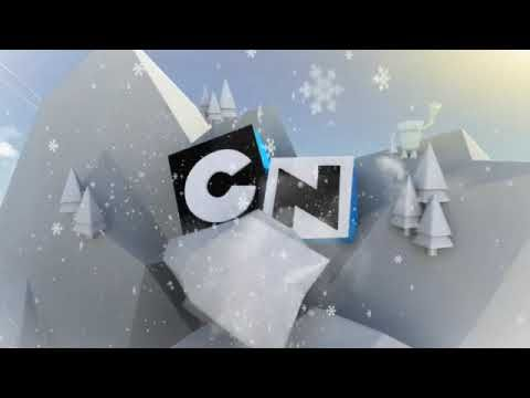 Cartoon Network Europe Rebrand