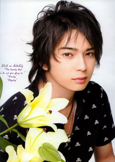 My Japanese Bias ♥ Matsumoto Jun ♥ J-Pop group Arashi ♥ 2013 Lucky Seven ♥ 2003 Kimi Wa Petto (You're My Pet) ♥ Hana Yori Dango (Boys Over Flowers)