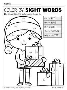 FREE Christmas Printables | 1st grade printables free ...