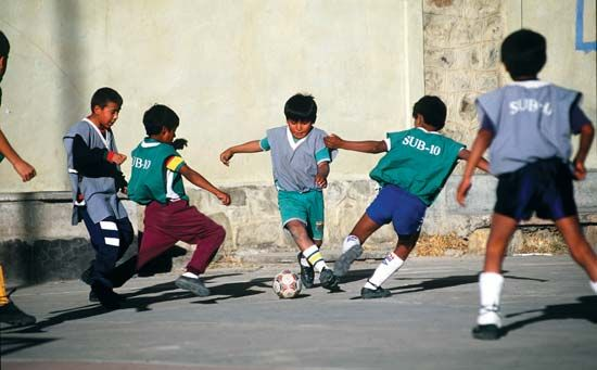 Lifestyle and Wellness: Soccer is a very large part of Latin American culture, and is arguably their largest and most popular form of entertainment. It is prominent in the childhood of many Latin Americans kids'.