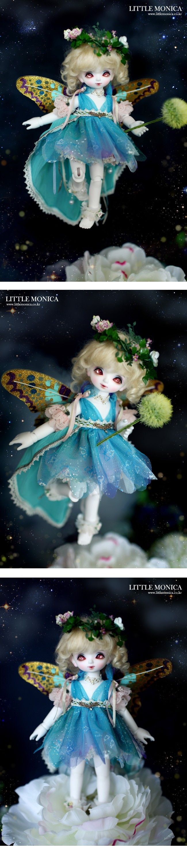 Weeny - Little Monica 26cm doll - BJD Dolls, Accessories - Alice's Collections