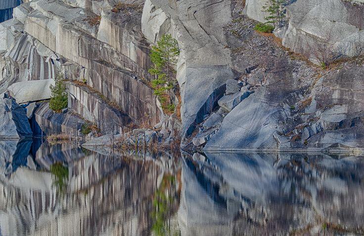 Granite Quarry by glenng on 500px ||| Abandoned granite ...