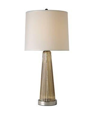 50% OFF Trend Lighting Chiara Table Lamp, Polished Chrome