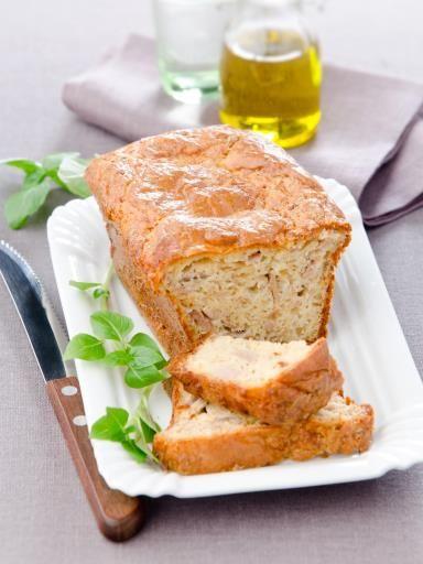 Cake au thon rapide