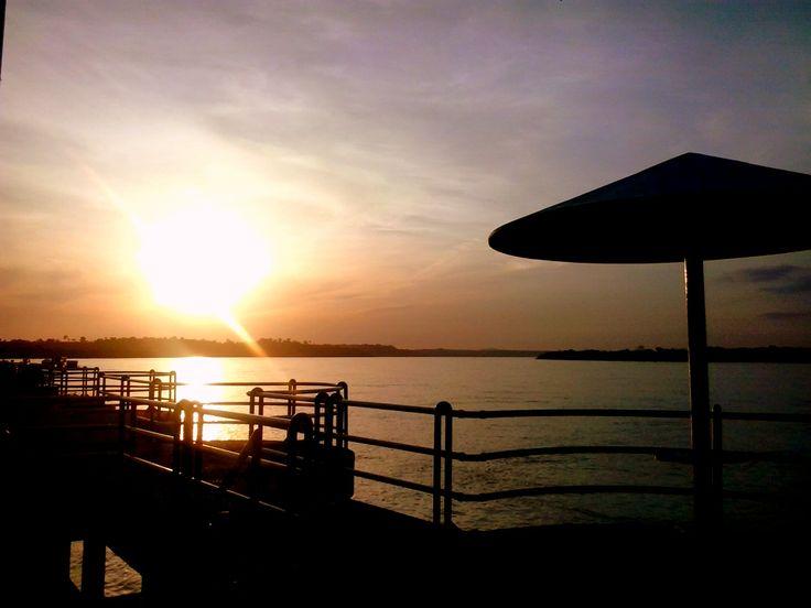 Sei lá, tem sempre um pôr-do-sol esperando para ser visto... Marabá-Pará-Brasil