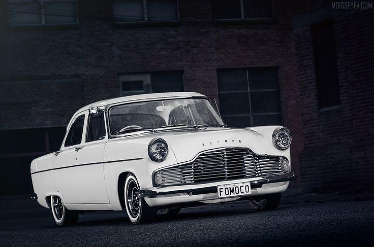 Ford Zephyr Mark II, 1959