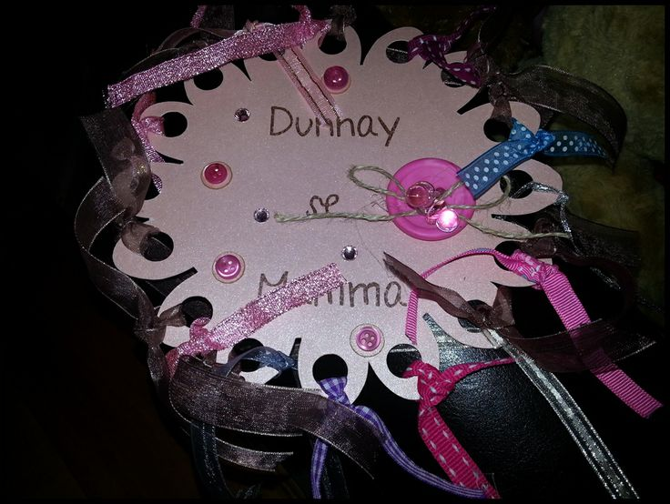 mommy to be sign