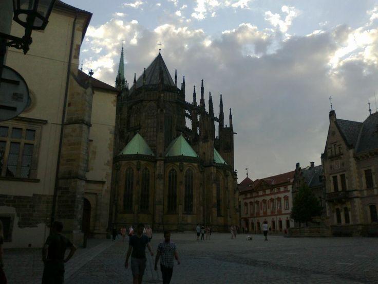 Praha - Chrám sv. Víta