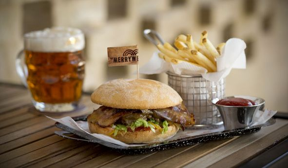 The Merrywell   Casual Restaurants Perth   Crown Perth