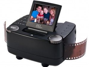 35mm Film to Digital Image Converter - Turn all of your old negatives into digital images, and update your picture collections. - $79.99