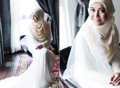 Simple solemnization hijab