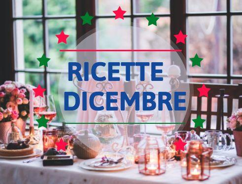 Ricette del mese: Dicembre – le selezioni di dicembre
