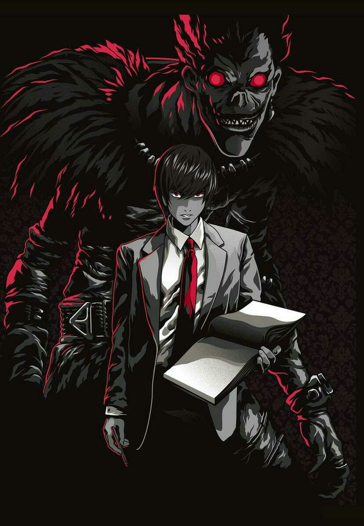 Light Yagami Death note kira, Death note fanart, Death note
