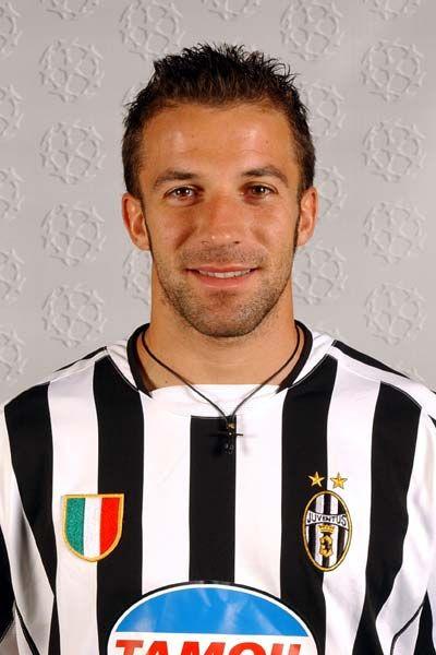 Alessandro Del Piero 2003-2004 Juventus
