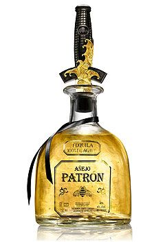 Patron Anejo David Yurman Limited Edition Bottle Stopper, $89.00 #tequila #gifts #1877spirits
