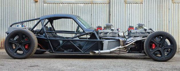 Tubular Rat Rod by Yannic | AmcarGuide.com - American muscle car guide