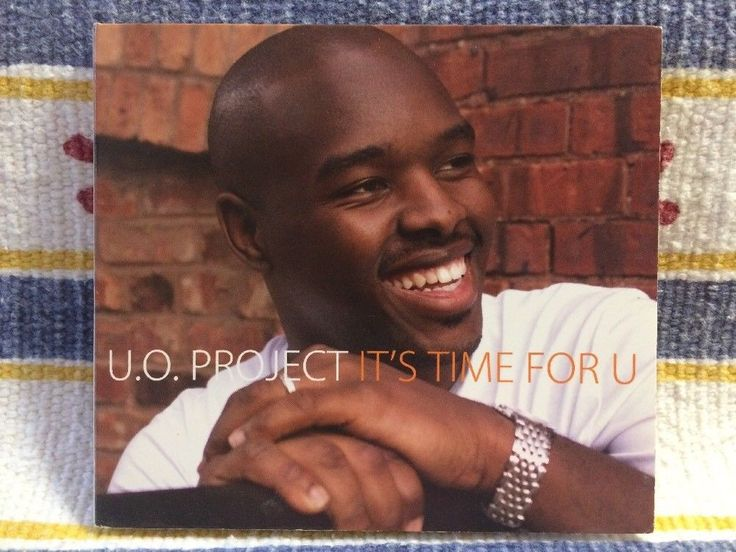 RARE Jazz CD: U.O. Project It's Time For U Owens Williams Green Fortner USOJazzy  | eBay