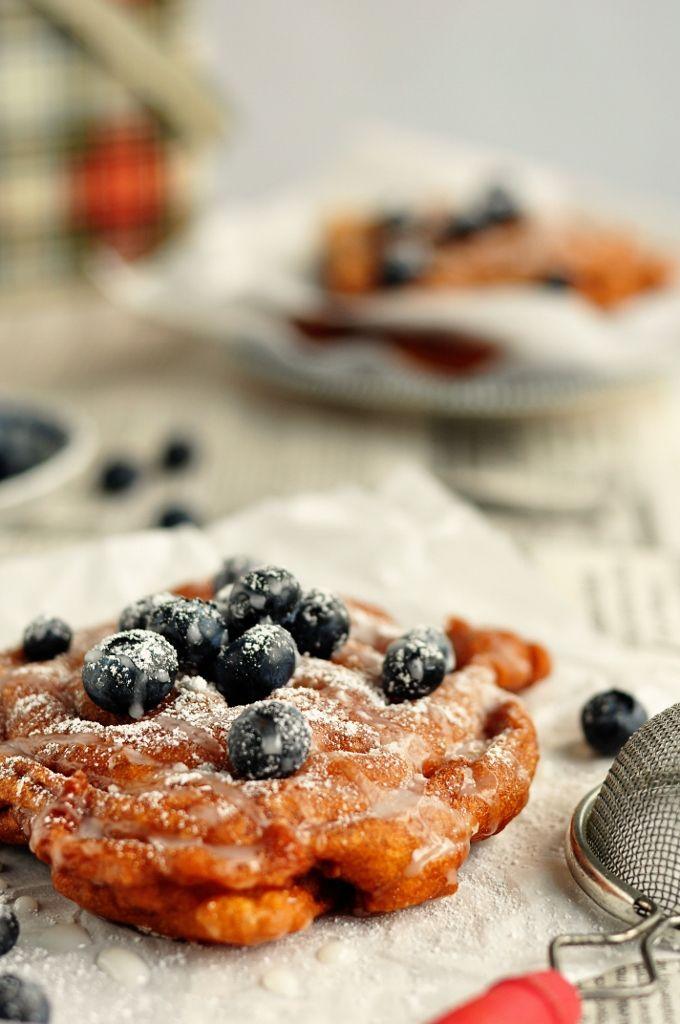Silver Dollar City Funnel Cake Recipe