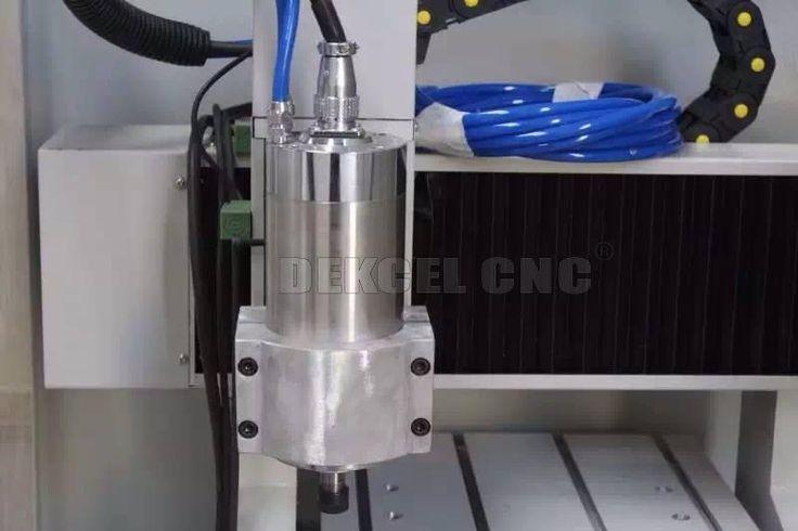 professional metal engraving machine spindle