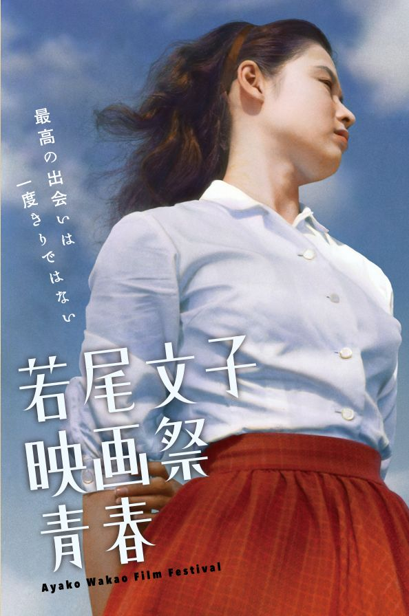 最高の出会いは 一度きりではない 若尾文子 映画祭 青春