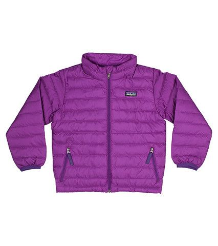 Oishi-m - VIEW & SHOP our collection. Australian owned, Torquay Designed limited edition clothing jeans for children. Autumn 14 available. As seen in Offspring. | Patagonia Baby Down Jacket - Ikat Purple
