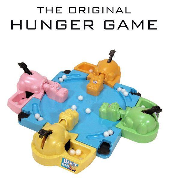 The Original Hunger Game