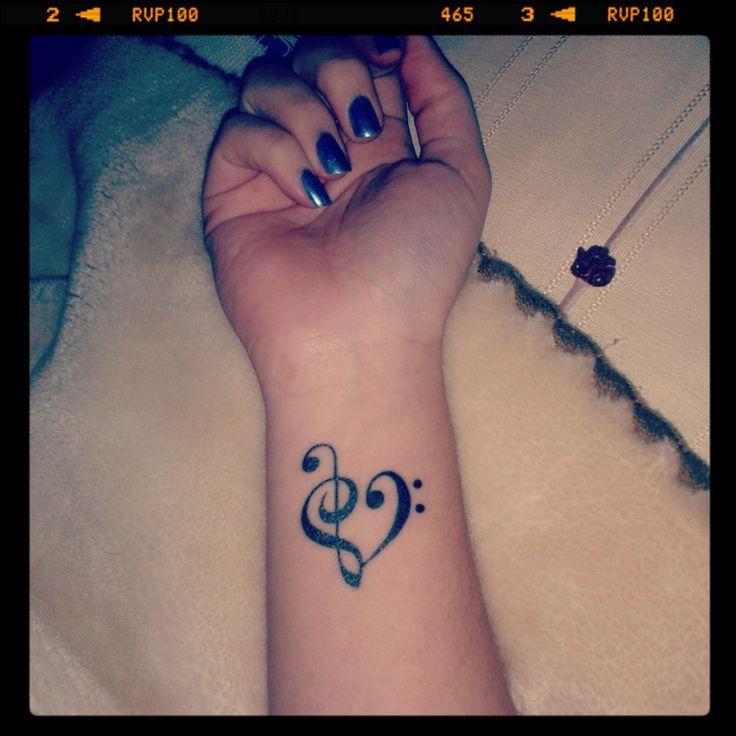 Que Significado Tiene El Tatuaje De La Clave De Sol Sfb