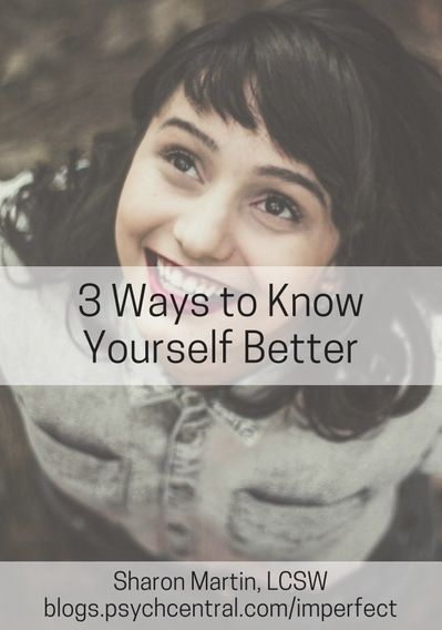3 Ways to Know Yourself Better. Self-understanding or understanding yourself requires quiet attunement and the ability to pay attention to our thoughts and feelings.