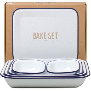 Falconware Enamel Bake Set available instore or online // London Fields Shoppe in Vancouver (BC)