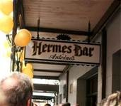Hermes Bar connected to Antoines in NOLA