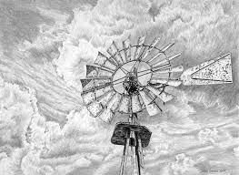 windmill drawings - Google Search