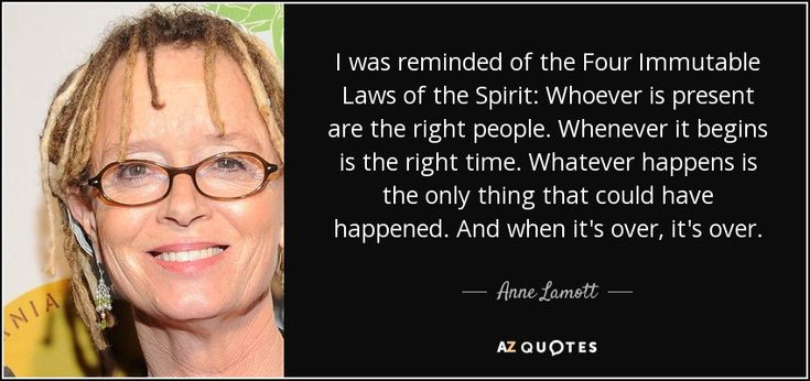 TOP 25 QUOTES BY ANNE LAMOTT (of 647) | A-Z Quotes