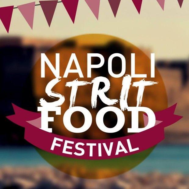 Napoli Strit Food, il festival del cibo di strada che si svolgerà sul Lungomare di Napoli dal 15 al 17 maggio 2015, un appuntamento da non mancare.